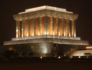 Ho Chi Minh Mausoleum 1/7 by Tripoto