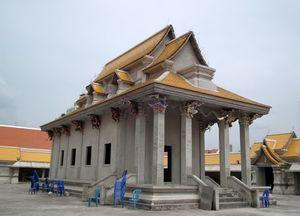 Wat Pariwat Yan Nawa Bangkok Thailand 1/undefined by Tripoto