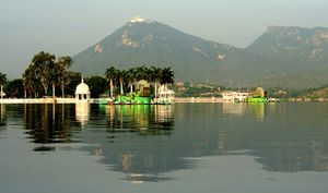 Fateh Sagar Lake 1/48 by Tripoto