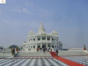 About Prem Mandir Vrindavan India Best Time To Visit Photos