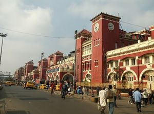 Howrah Railway Station 1/undefined by Tripoto