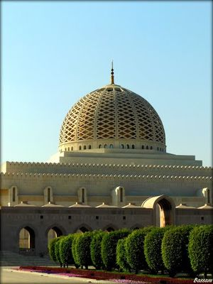Sultan Qaboos Grand Mosque 1/undefined by Tripoto