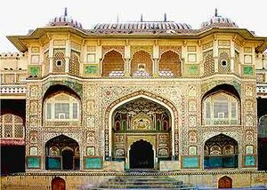 Amer Fort 1/156 by Tripoto