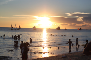The Boracay Beach 1/1 by Tripoto