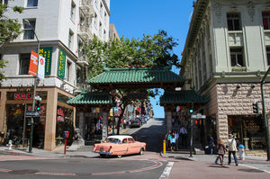 Chinatown Gate 1/1 by Tripoto