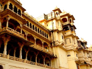 City Palace of Udaipur 1/undefined by Tripoto