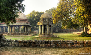 Hauz Khas Village 1/23 by Tripoto