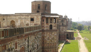 Lahore Fort 1/1 by Tripoto