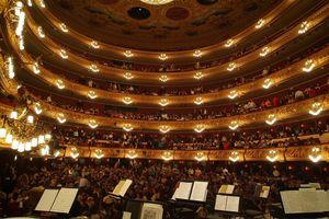 Gran Teatre del Liceu 1/1 by Tripoto