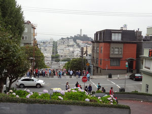 Lombard Street 1/18 by Tripoto