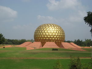 Matrimandir 1/41 by Tripoto
