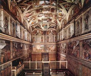 Sistine Chapel 1/3 by Tripoto