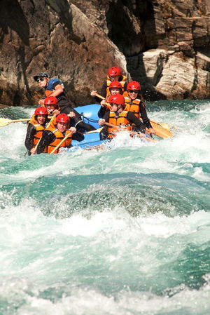 Queenstown Rafting 1/3 by Tripoto
