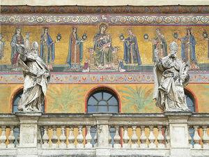 Santa Maria In Trastevere 1/2 by Tripoto