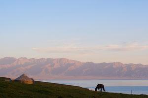 Sayram Lake 1/1 by Tripoto
