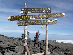 Uhuru Peak 1/undefined by Tripoto