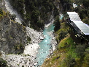 Shotover Canyon Swing 1/1 by Tripoto