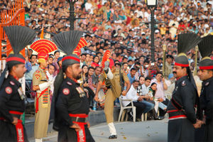 Wagah Border 1/7 by Tripoto