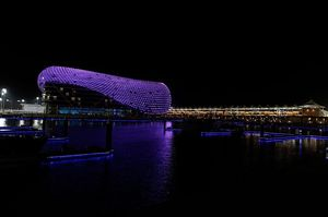 Staybridge Suites Abu Dhabi - Yas Island 1/1 by Tripoto