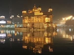 Amritsar, India: The Golden City!