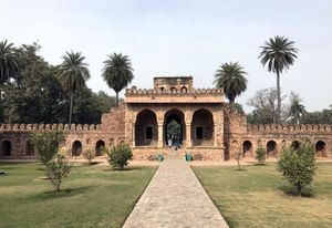 Humayun's Tomb – Photo Journal