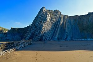 Flysch Of Zumaia: A Wonder Of Nature