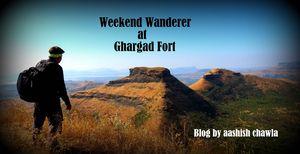 Gadgada aka Ghargad Fort