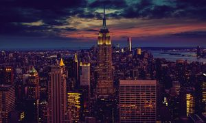 New York, New York - Day 1