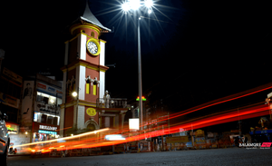 Duthie's Clock Tower – Ticking Thru 125 Years In Nagercoil Town