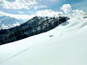 Kuari Pass: A Winter Trek