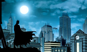 You Will Be Able To Visit Batman's Gotham In 2018. Find Out More!