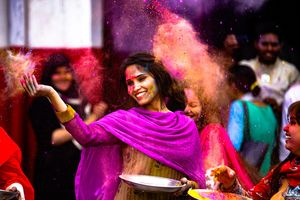 Celebrate 'Braj Ki Holi' In This Village Themed Getaway, Just 100km From Delhi
