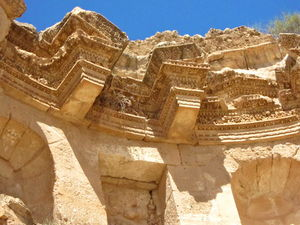 A day trip to the ancient ruins of Jerash, Jordan