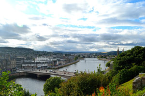 Strolls in Inverness - A story made of Pictures!