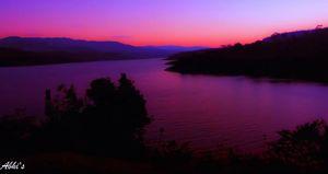 A weekend trip to Panshet