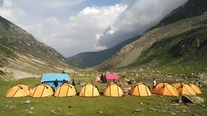 Kashmir Great Lakes - perfect way to explore paradise