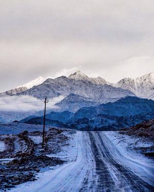 Ladakh in Winters | One Wild Dream