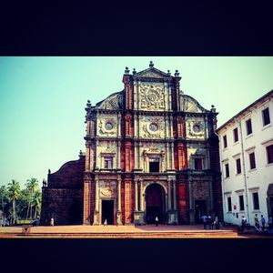 Mystic Cathedral at Goa