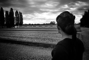 Day trip from Munich - Dachau Concentration Camp , A Photostory