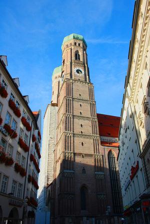 Beautiful trip across Munich and Vienna