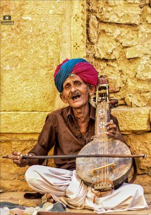People of Jaisalmer
