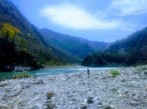 Rishikesh-known for studying meditation & yoga but also for adventure destination #adventureactivity