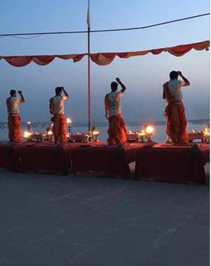 Kashi And Banaras