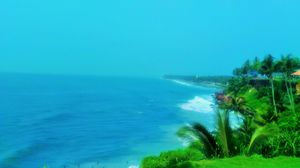 PAPANASHAM (Destroyer of Sins) / VARKALA beach : Must VISIT once in a lifetime.