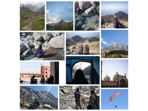 Delhi - Indrahar Pass Trek - Paragliding at Bir Billing DAY 1
