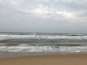 A weekend in sultry Mahabalipuram #BeachChillin