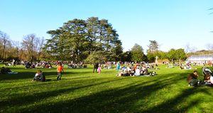 Parc de la Tete d'Or 1/1 by Tripoto