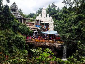 Jatmai Mata Temple and Waterfall, Chhattisgarh: Can be the best one day getaway you were looking for