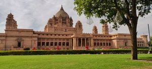 A Look at Heritage Umaid Bhavan Palace: World's Best Hotel