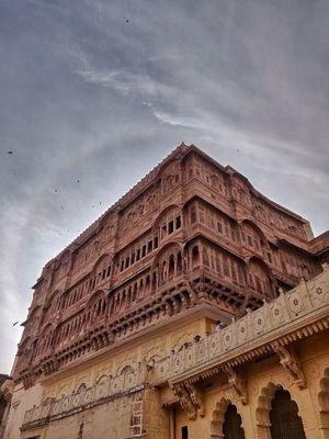 A Promenade Through the Blue City: Jodhpur